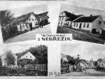 Historické pohlednice z Nebřezin