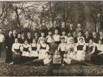 Dělnická tělovýchovná jednota v Nebřežinech 1918