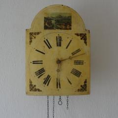 Nástěnné hodiny, foto Jiří Svoboda