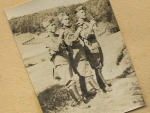 Rusové v Nebřežinech, 1945